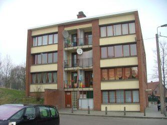 Rue Simon Passeux - Bloc P